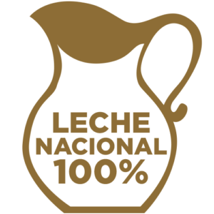 Leche 100% nacional